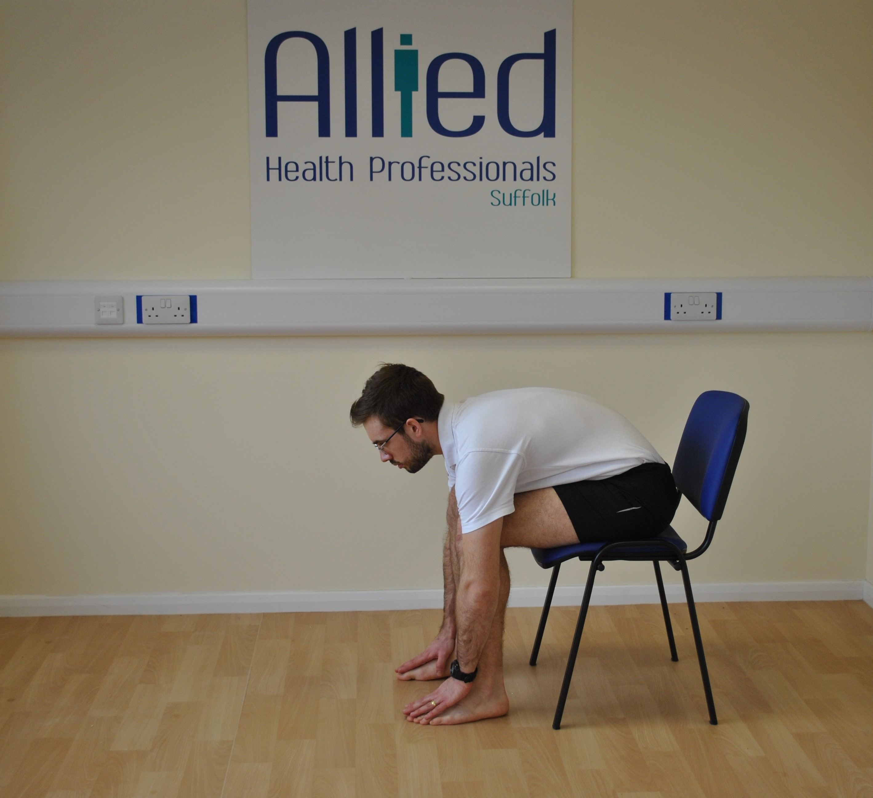 seated flexions